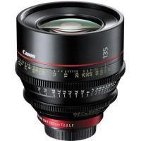 Buy cheap CANON 135MM T2.2 EF CINE PRIME LENS product