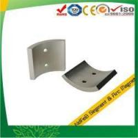 Buy cheap Neodymium-Iron-Boron Arc Magnet product