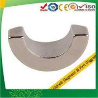 Buy cheap High Performance Sintered Neodymium Magnet product