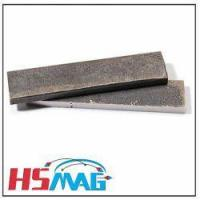 Buy cheap Unpolished Rough Sand Cast Alnico 8 Bar Humbucker Magnets from wholesalers