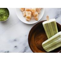Buy cheap Dreamsicle Matcha Ginger Popsicles product