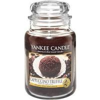 China Yankee Candle Housewarmer Jar - Cappuccino Truffle on sale