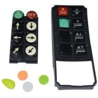 Buy cheap Wholesale High Quality Customize Color and Type Silicone Keypads factory product