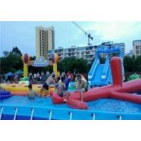Buy cheap Metal Frame Pool for water park product