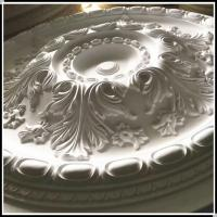 Buy cheap Polyurethane Ceiling Rose product