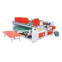 Buy cheap Press Model Fold Gluer from wholesalers