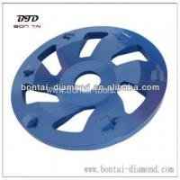 Buy cheap 7 inch PCD grinding disc for floor coating removal, expoxy and paint grinding product