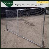 Temporary Construction Security Chain Link Safety Fence