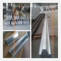 Solar frame roll forming mill line
