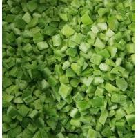 IQF Vegetable Red Green Yellow Frozen Pepper Diced Strips