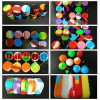 Dab accessories Silicone wax containers