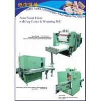 Buy cheap Auto Production Line For Facial Tissue Machinery from wholesalers