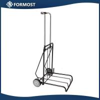 Buy cheap High Quality Airport Luggage Trolley / Portable Luggage Trolley Cart from wholesalers
