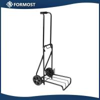 Buy cheap High Quality Foldable Trolley Luggage Cart / Hand Luggage Shopping trolly cart from wholesalers