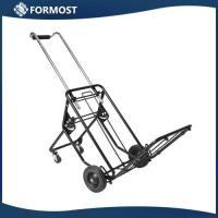 Buy cheap Large Shopping Trolley Wheeled Folding Festival Luggage Bag Cart from wholesalers