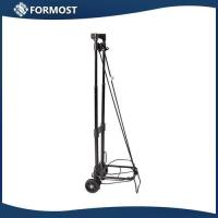 Buy cheap Steel foldable metal shopping luggage Cart / Folding Utility Portable folding trolley dolly from wholesalers