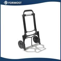 Buy cheap Portable Folding Hand Truck and dolly / Collapsible Hand-pull shopping luggage Cart from wholesalers