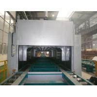 China Roller Conveying Sand Mould Surface Drying Oven on sale