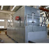 China Through Type Sand Mould Surface Drying Oven on sale