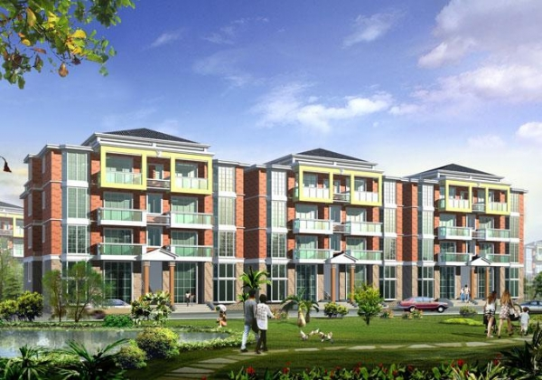 Quality Project name: RongTai real estate for sale