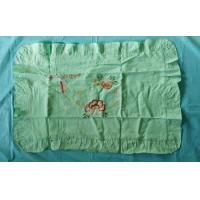 Buy cheap BED SHEET PILLOW CASE(EMBROIDERY CURRUGATED EDGE ) from wholesalers