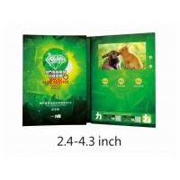 Buy cheap Video Greeting Card JSC-2042.4 inch Lcd Video Greeting Card product