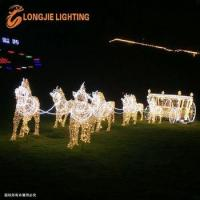 Length 15m horse carriage lighting professional show lighting