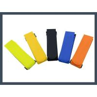 Luggage cases hook and loop tape,colours