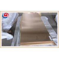 China Copper Copper Sheet/Coil on sale