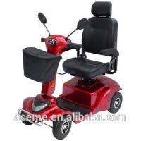 power-operated vehicle electric motor scooter for handicapped and Disabled