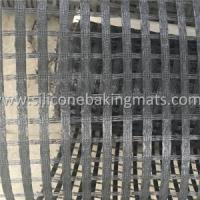 Uniaxial PVC Coated Polyester Geogrid