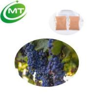 Buy cheap Good water solubility Red Grape Skin Extract powder product