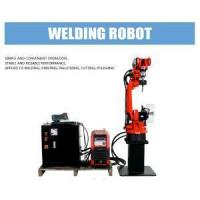 Buy cheap High quality automatic industrial welding robot product