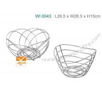 Buy cheap Wire Fruit Basket product