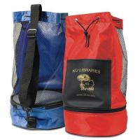 Buy cheap Summer promotional items Mesh beach bag product
