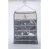 Hanging Travel Jewelry Roll Diaplay Bag