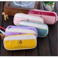 Buy cheap China yiwu factory of pu leather pencil case product