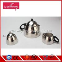 Buy cheap insulated material Coffee Pot authentic cappuccino maker 3 set product