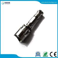 China JFC11 CREE LED Q5 5W 18650 Rechargeable High Power LED Flashlight on sale
