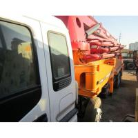 China Truck Mounted Used Concrete Pump SANY SY5383THB 45M on sale