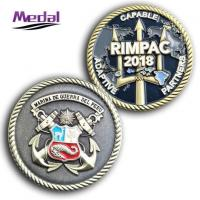 Buy cheap Metal Enamelled Challenge Coin product