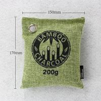China Odor Eliminator Bag Bamboo Charcoal Bags for Pets on sale