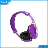 Buy cheap Wireless Headphones BT CSR4.0 Over-Ear Stereo Headset With MIC product
