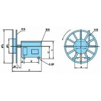 One Row Cable Winding Dish