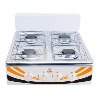 Buy cheap Tempered glass top gas stove FJ-004BE product