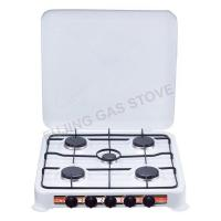 Buy cheap Tempered glass top gas stove FJ-005 product