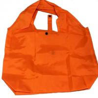 Buy cheap Factory direct reusable Oxford Foldable Shopping Bags Pouch Polyester Bag product