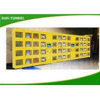 Buy cheap Subway Iced Coffee Kiosk Fresh Food Vending Machine With Refrigerated System product