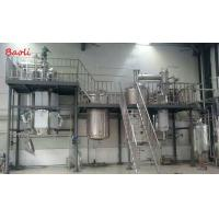 Buy cheap Ethanol extractor equipment 4000L Ethanol Extractor equipment. from wholesalers