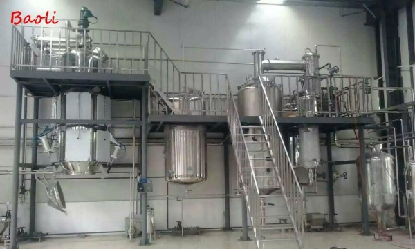 Quality Ethanol extractor equipment 4000L Ethanol Extractor equipment. for sale